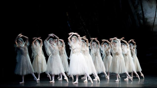 The Royal Ballet, Giselle