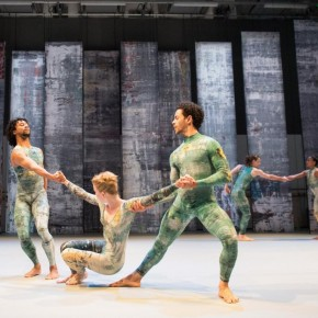 Review: Up close and personal with Rambert