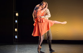 English National Ballet's Stina Quagebeur wins The Breaking Glass Project
