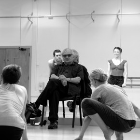 Working with Yorke Dance Project & Robert Cohan CBE