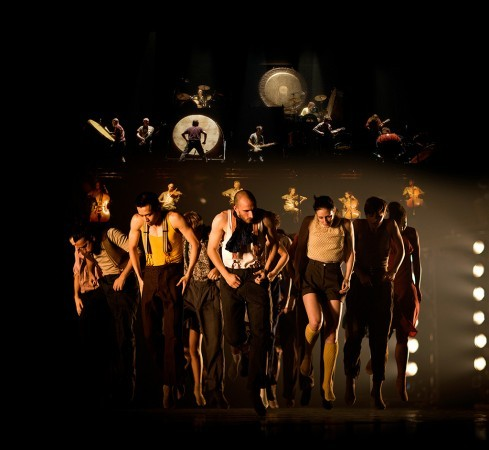 Hofesh Shechter Company, 'Political Mother- The Choreographer's Cut', World Premiere 2011. Photograph courtesy Tom Medwell, 2011