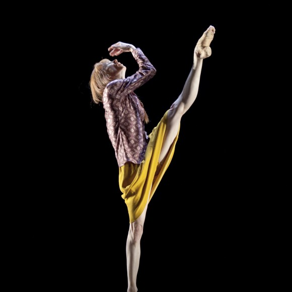 Sylvie Guillem says goodbye with something new