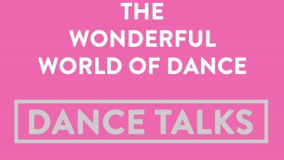 Editor's Blog: DANCE TALKS Podcast Launched on iTunes!