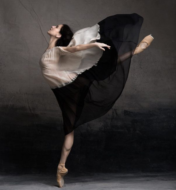 """""""I'm blessed that my body is very pliable"""" Sonia Rodriguez, Principal, The National Ballet Of Canada"""