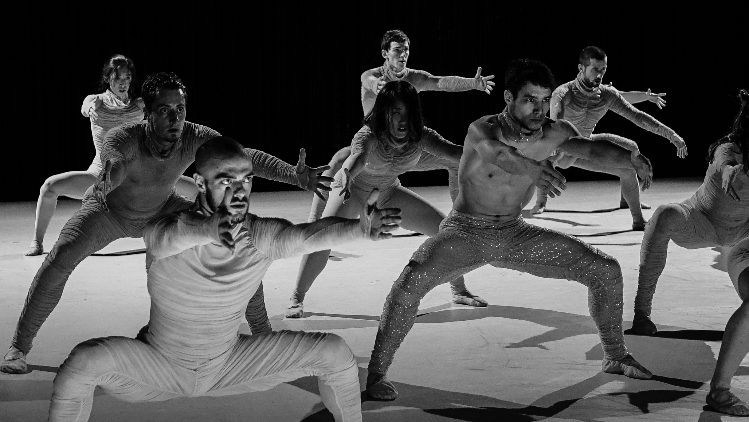 BALLET NATIONAL DE MARSEILLE Body. Dance. Nation. City.