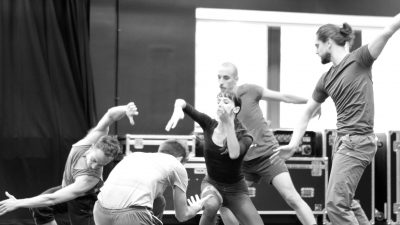 Cohan Collective brings together 30 choreographers, composers, dancers & musicians