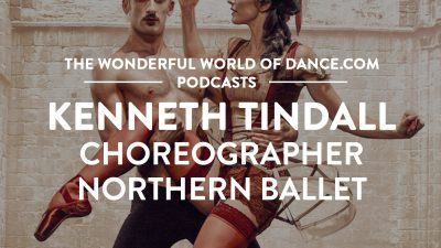 Northern Ballet Choreographer Kenneth Tindall on creating new ballet Casanova