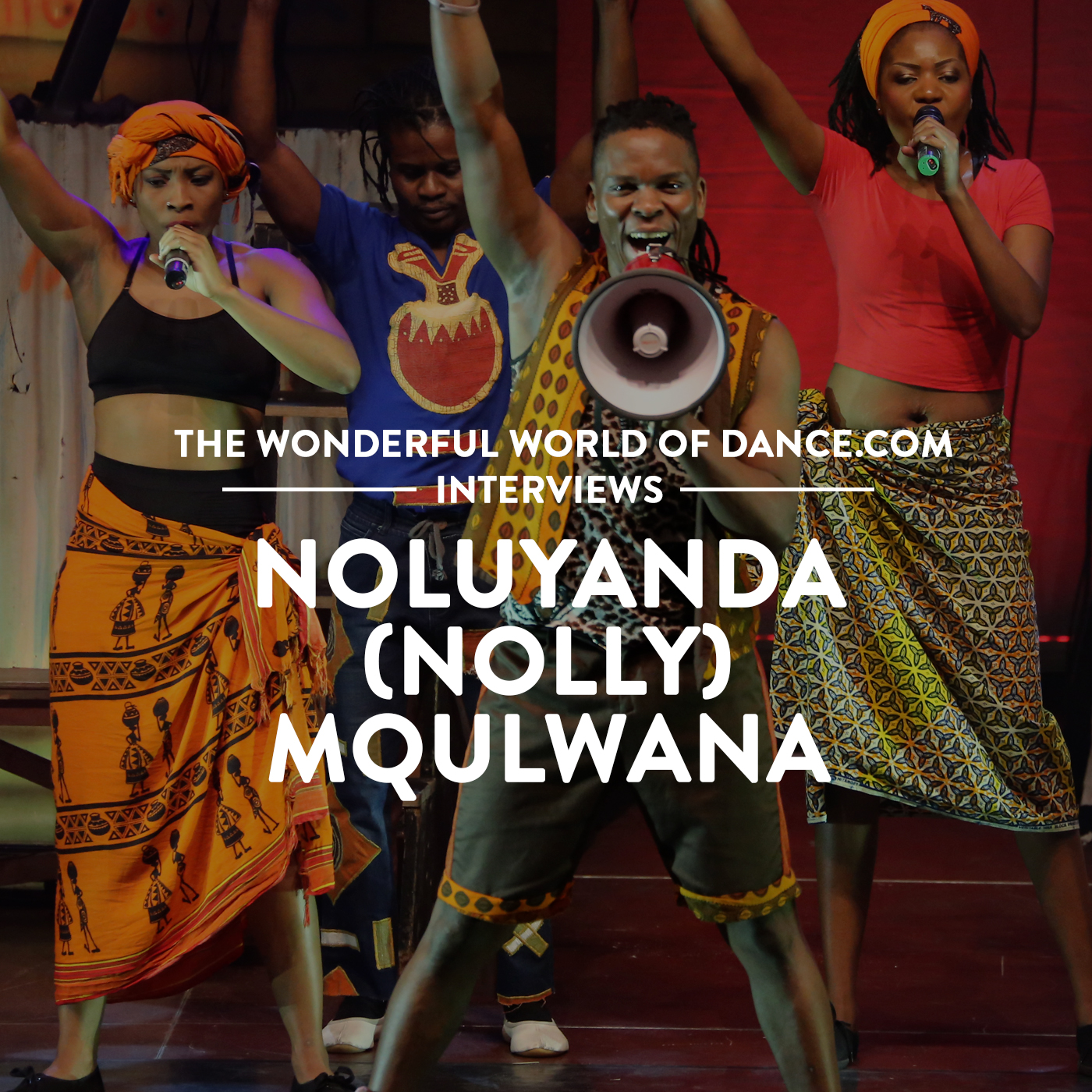 Noluyanda Mqulwana, Mother Africa
