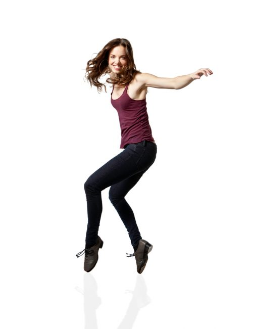 """Tap dance is treated like the b*stard of the dance forms. Everything I aim to do, aims to change this"", Michelle Dorrance, Artistic Director Dorrance Dance"
