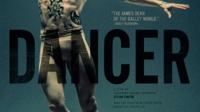 Sergei Polunin's DANCER film live premiere to 200 cinemas on 2 March