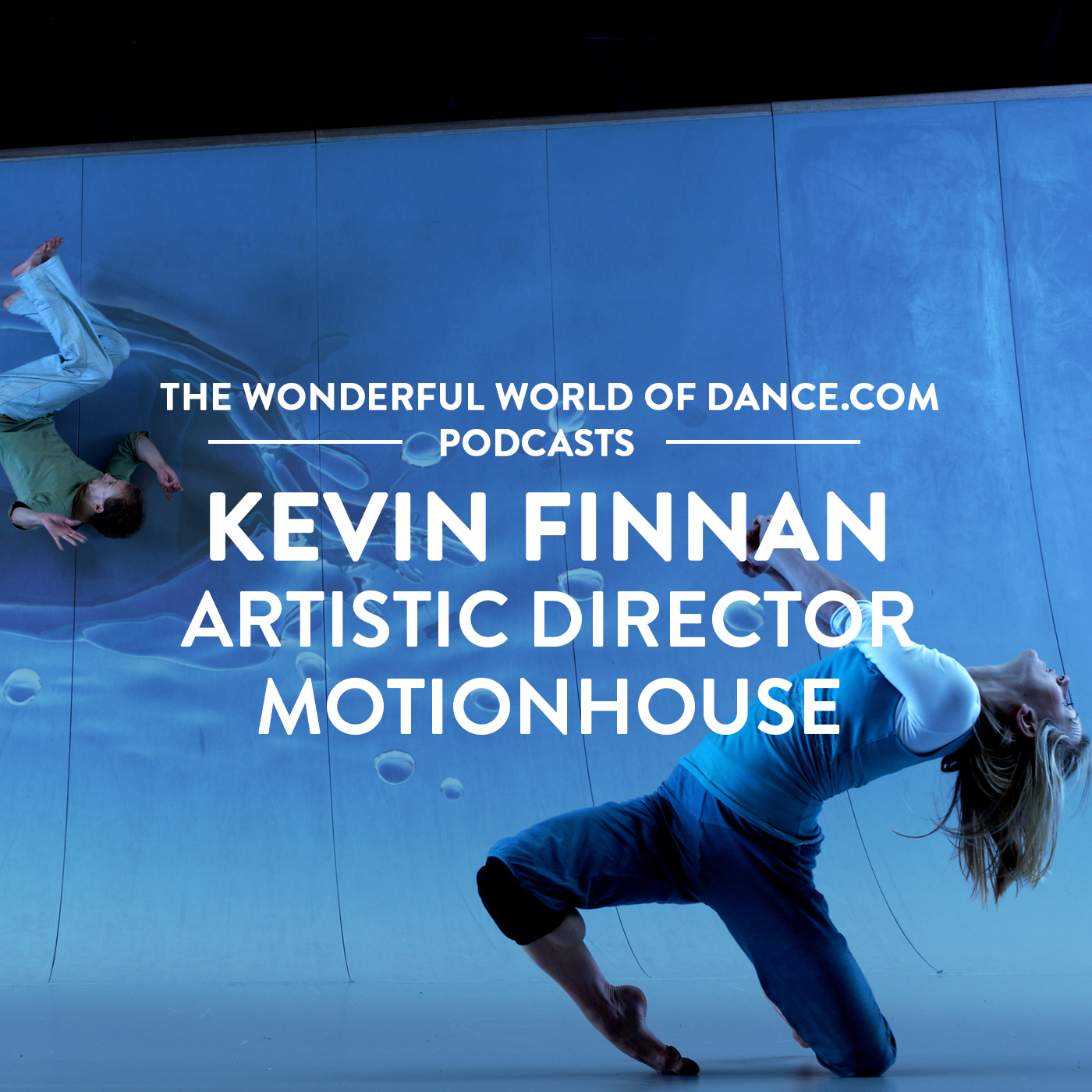 Kevin Finnan, Choreographer & Artistic Director Motionhouse
