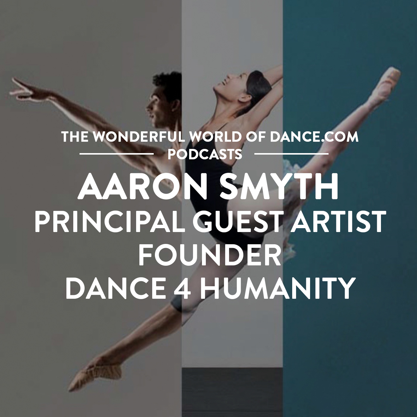 Principal Guest Artist & Founder Dance4Humanity Aaron Smyth