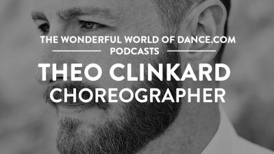 Imagine a dance project over 100 years, this is the genius of choreographer Theo Clinkard