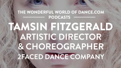 Where are all the female choreographers? asks Tamsin Fitzgerald, Artistic Director, 2Faced Dance
