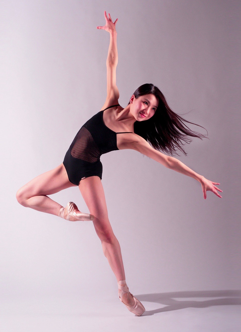 English National Ballet Emerging Dancer Winner Rina Kanehara