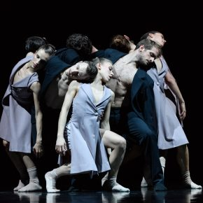 Scottish Ballet dancer & choreographer Sophie Laplane steps off the stage to become Artist In Residence