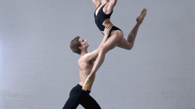 Ballet United Founder & Dancer Tom Attard-Manché shares his inspiration