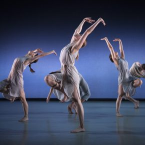 """Richard Alston Dance Company — Tangent / Chacony / Gypsy Mixture: """"irresistible and captivating"""""""