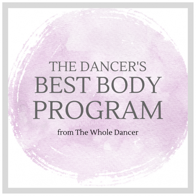 Dancer health and wellbeing with The Whole Dancer founder Jess Spinner