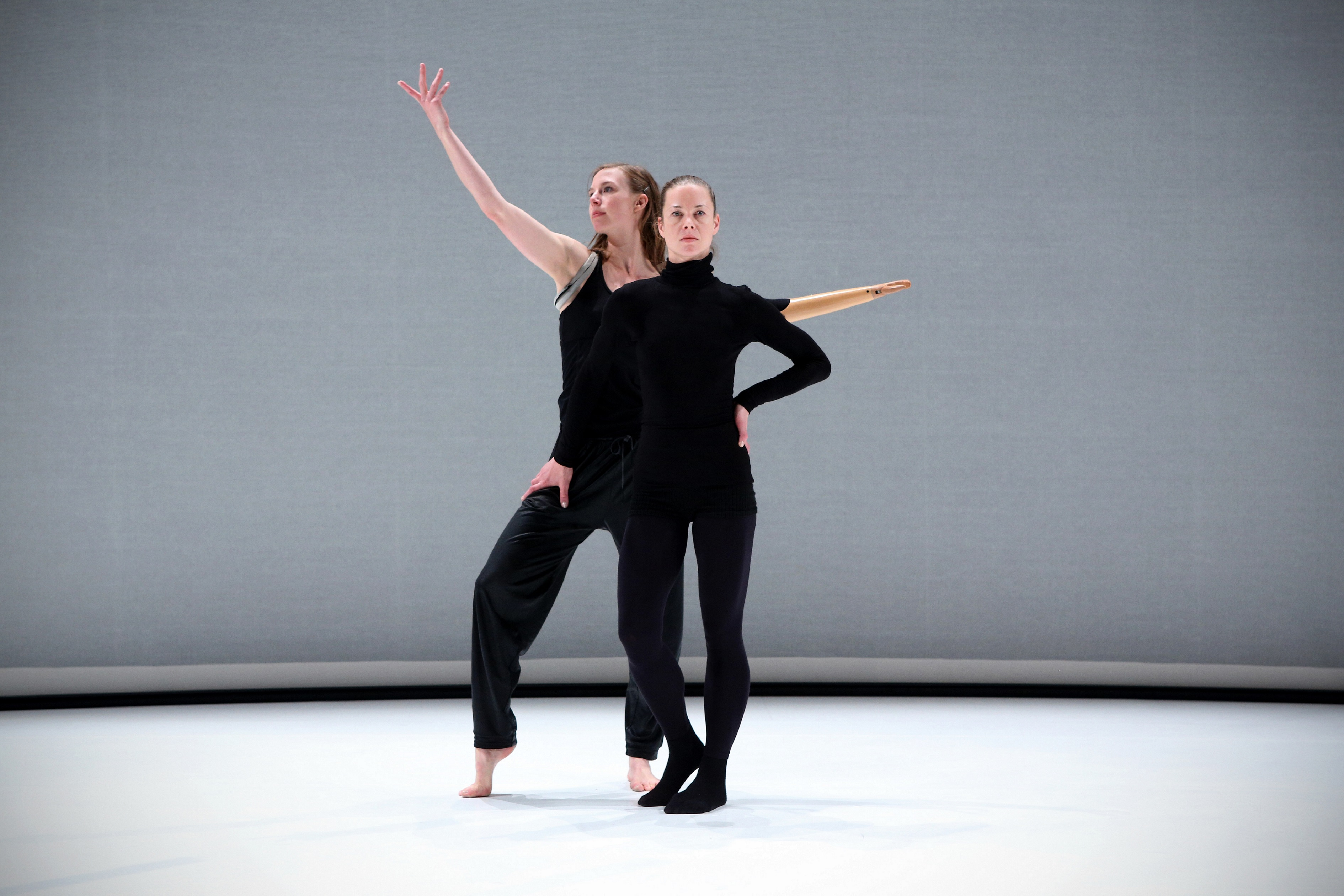 TORDRE Choreographed by Rachid Ouramdane. Credit: Patrick Imbert