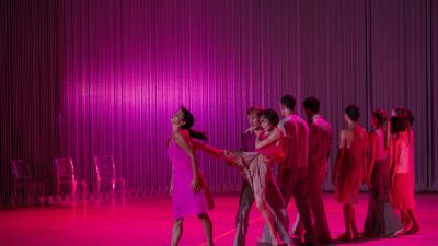 "Anne Teresa De Keersmaeker / Rosas & Ictus's RAIN is ""a triumph, executed with exceptional virtuosity """