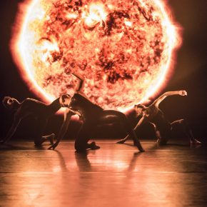 Alexander Whitley Dance Company – 8 Minutes