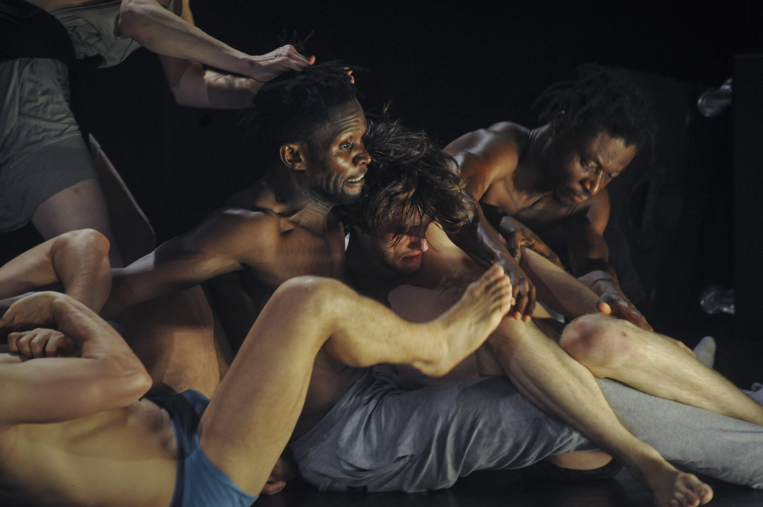 Les Ballet C de la B, photo: Chris van der Burght