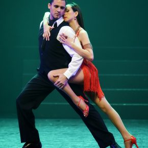 Theatrical 'Tanguera' highlights dynamism of tango