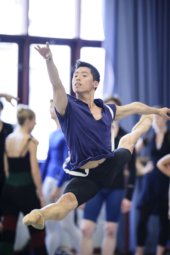 Principal Tzu Chao Chou, Photo Tim Cross