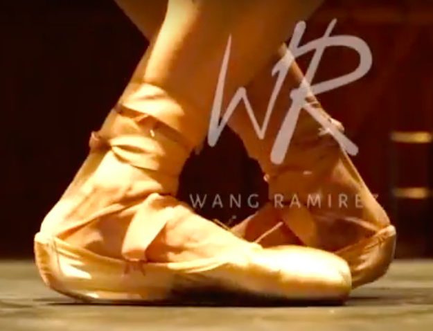 Wang Ramirez Creation's Diary featuring Sara Mearns