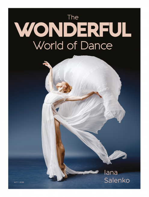 The Wonderful World of Dance Magazine – OUT NOW!