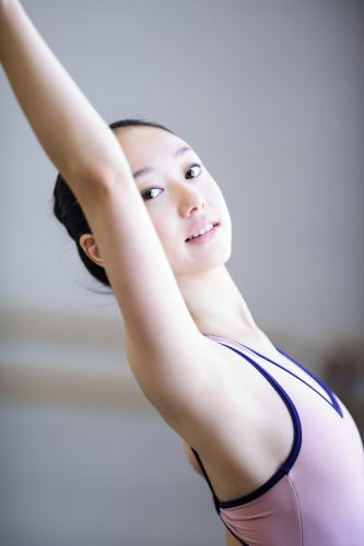 Soloist, Miki Mizutani, Photo Tim Cross