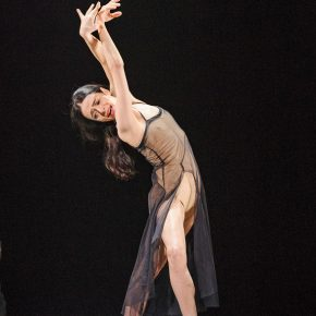 The Royal Ballet: Woolf Works on BBC Four, 9 July