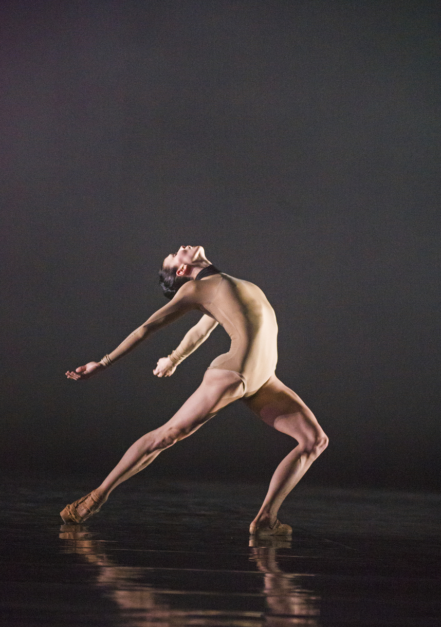 Woolf Works Natalia Osipova ©ROH 2015 Photographed by Tristam Kenton