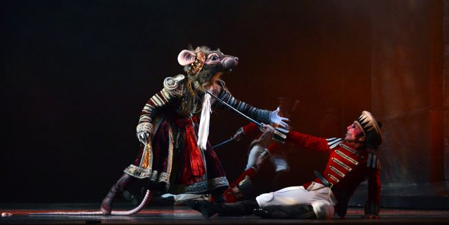 Birmingham Royal Ballet seeking 16 young dancers for The Nutcracker