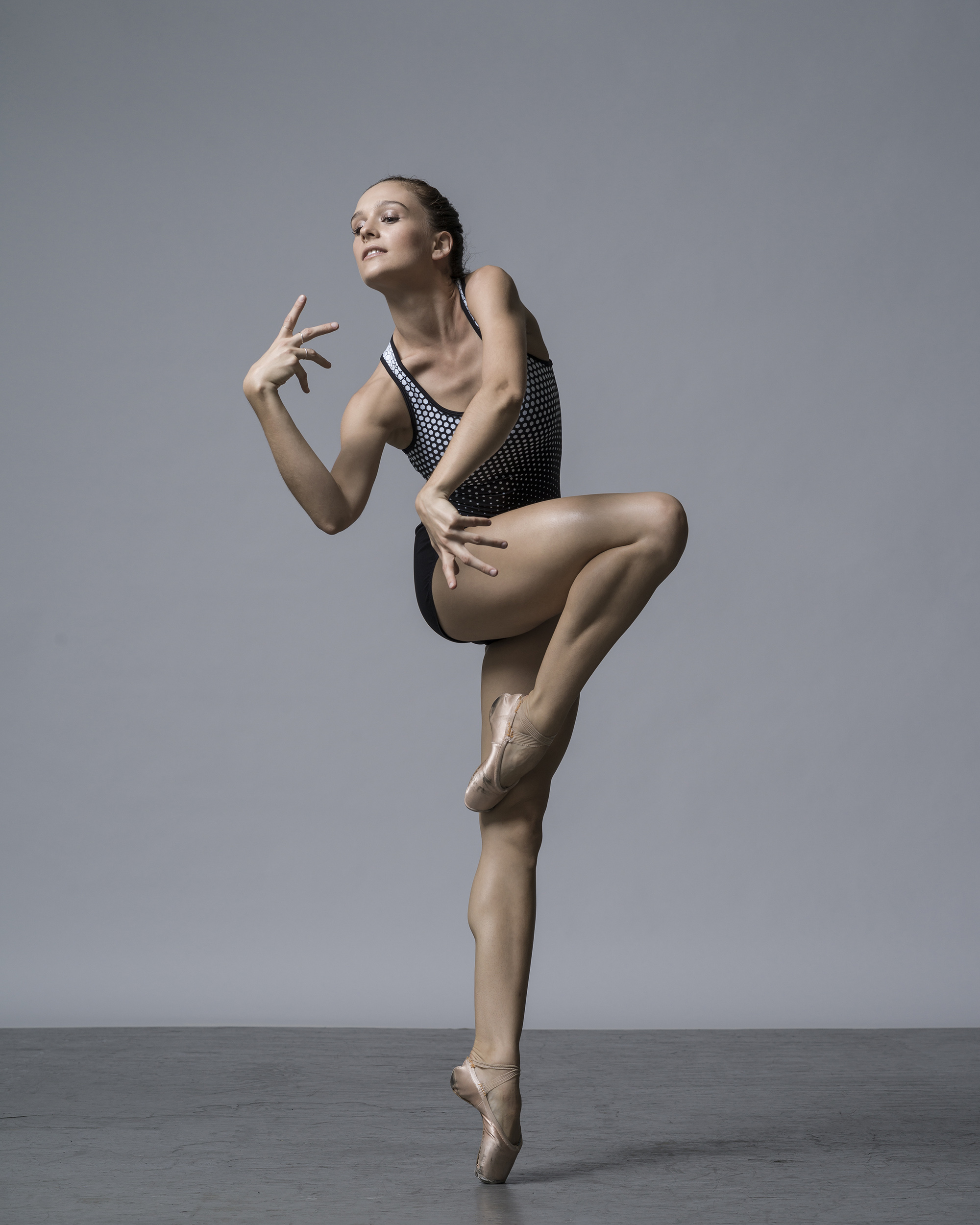 Lauren Lovette, New York City Ballet Principal