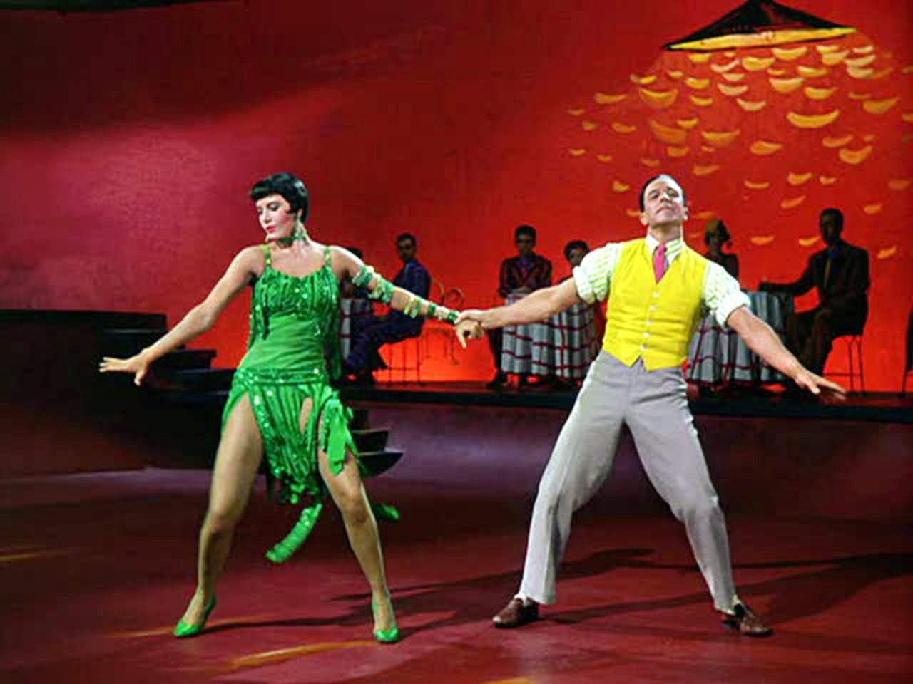 Cyd Charisse and Gene Kelly