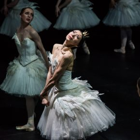 Ballet stars perform at Gala for Hope for children from war torn countries