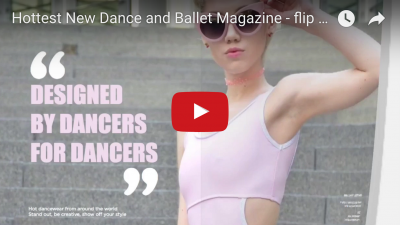 Flip through our hot new dance magazine