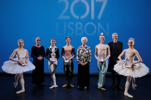 Winners of the Genée competition . Photo: Bruno Simao