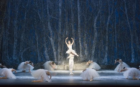 BostonBallet -Mikko Nissinen's The Nutcracker. Photo by Liza Voll Photography