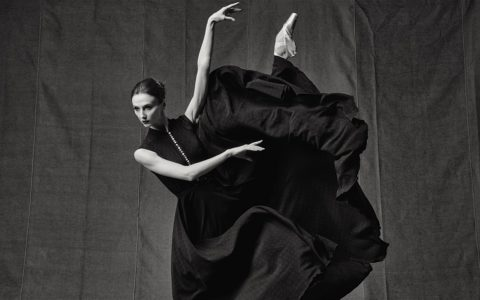 Svetlana Zakharova. Photo by Vladimir Fridkes