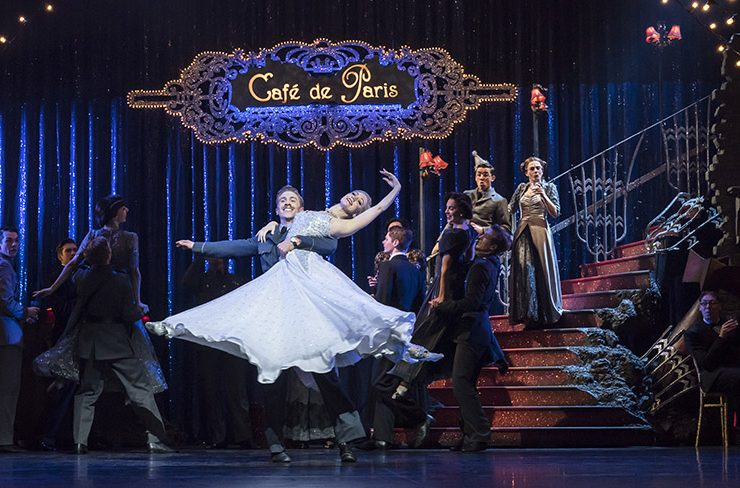 Matthew Bourne's Cinderella. Photo by Johan Persson