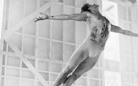 Sergei Polunin credit David La Chapelle