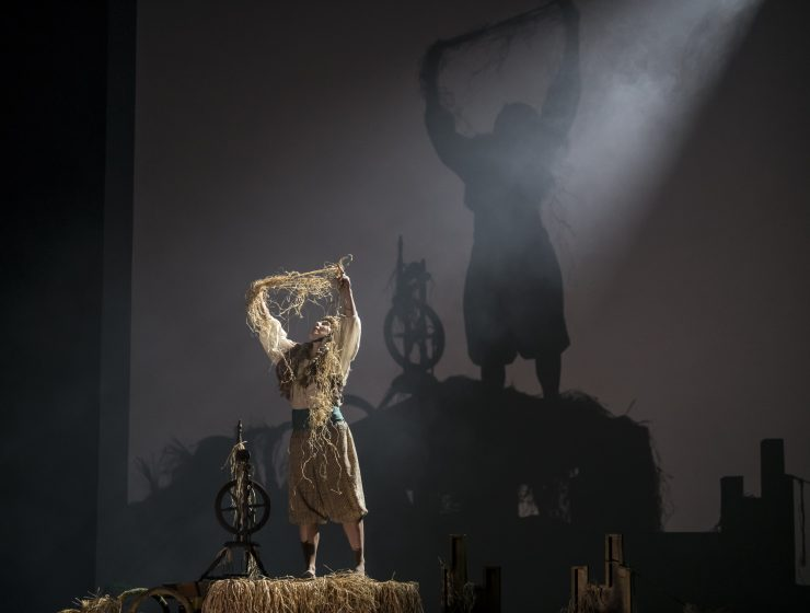 RUMPELSTILTSKIN by BalletLORENT,Northern Stage, NEWCASTLE. Photo by Bill Cooper