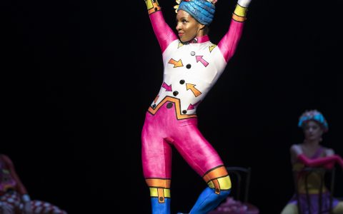 Precious Adams in Elite Syncopations ©ROH, 2017. Photographed by Bill Cooper