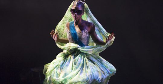 Ballet Black/Arthur Pita, A Dream Within A Midsummer Night's Dream; Cira Robinson. Image credit: Bill Cooper