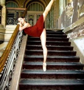 Introducing Ana Maria Gergely, English National Ballet School student