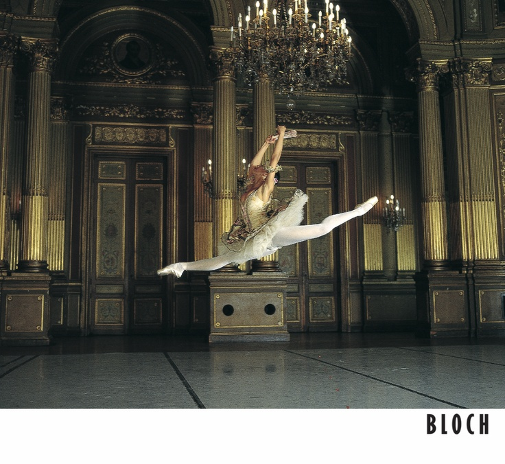 Bloch - Agnes Letestu