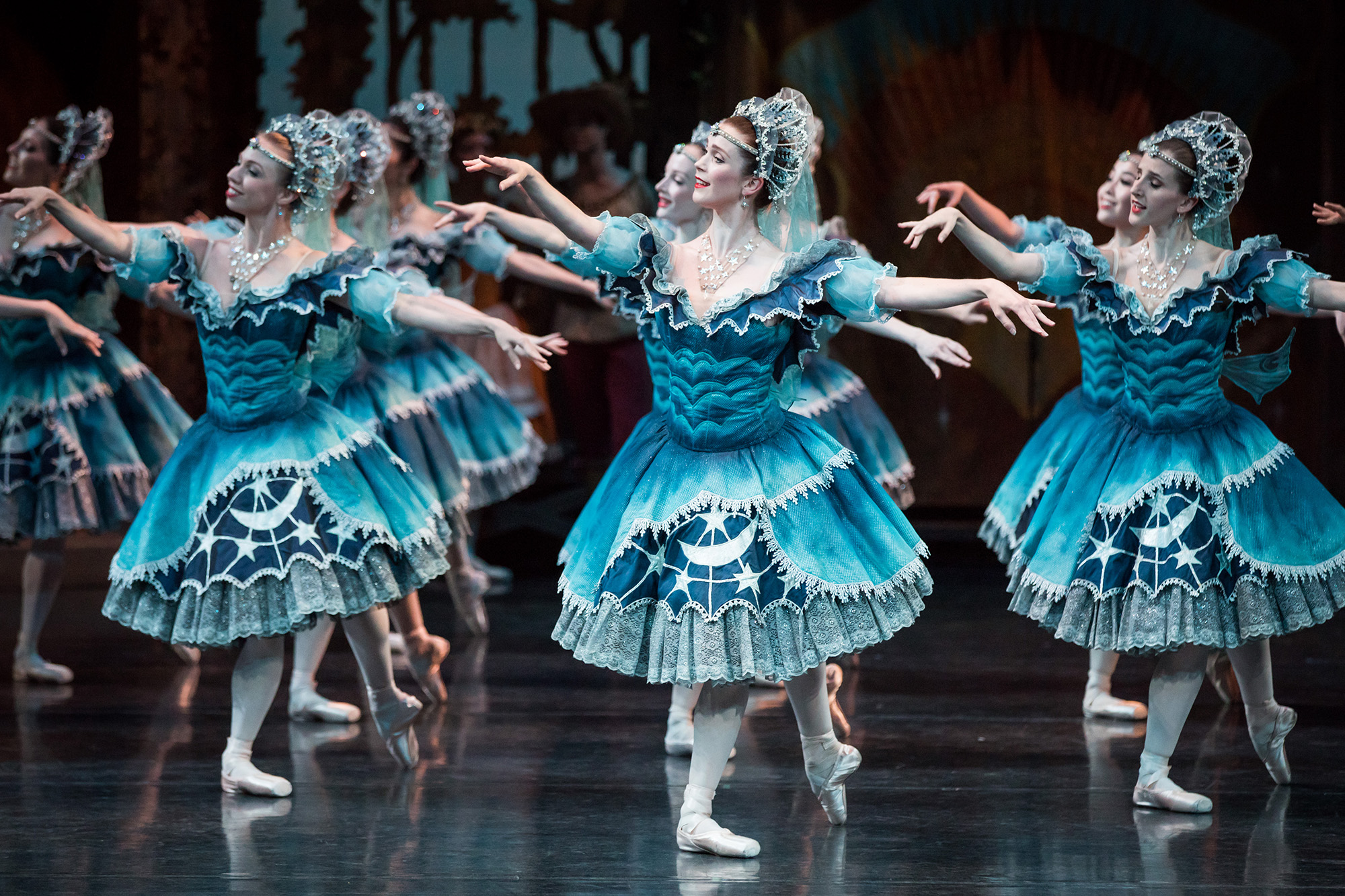 The Australian Ballet's Coppélia Dress Rehearsal
